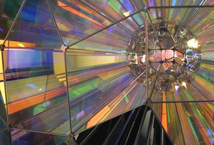 Eliasson - Coloursquaresphere_3_3