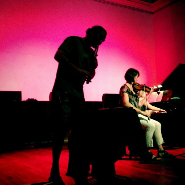 Horo, Jake & Sarah - Concert Chamber