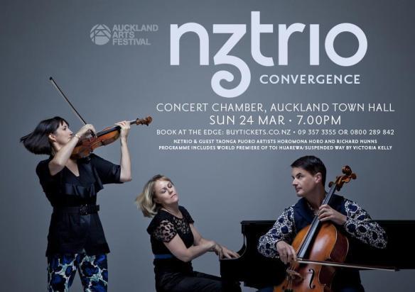 NZTrio - Convergence