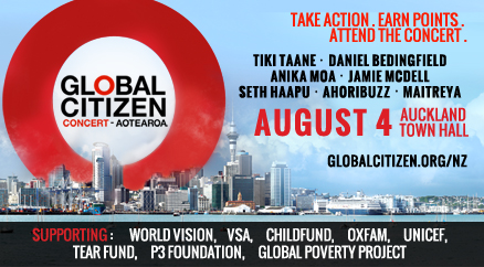 Global Citizen Aotearoa